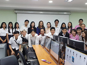 Business Computer students participated in Line sticker development and submit their works at Line stickers contest during 80th